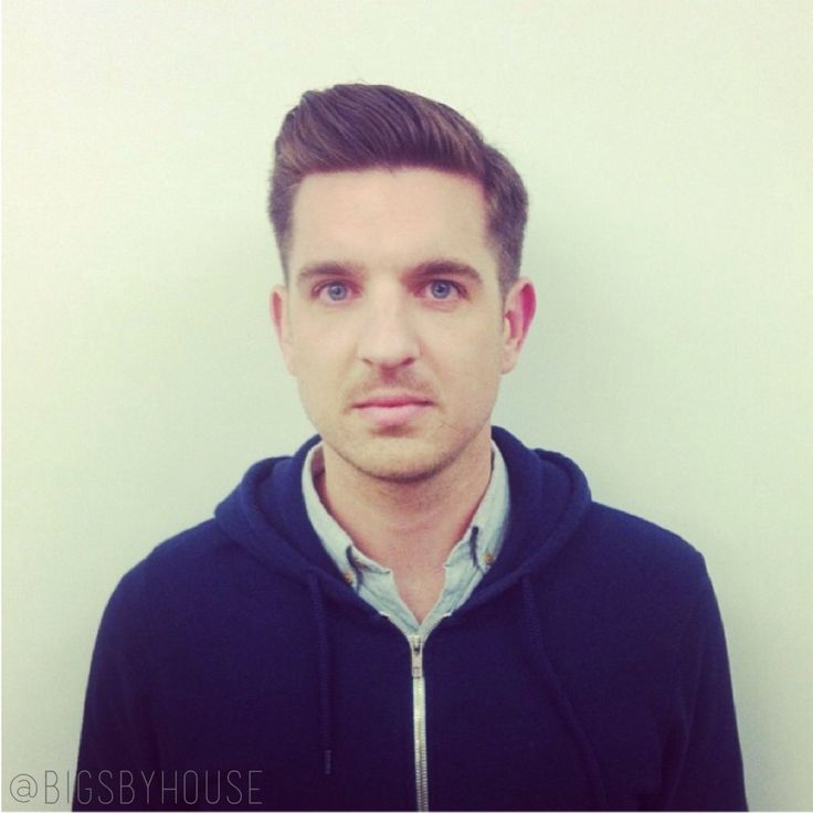 Men's Haircut/ scissor over comb/ purely perfect   #bigsbyhouse    #menshair