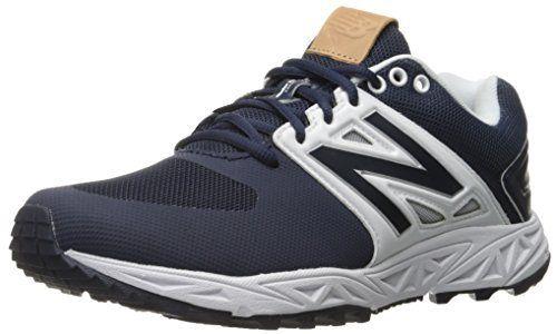 New Balance Men's 3000v3  Baseball Turf Shoes, Navy/White - 11 D(M) US  #3000v3 #Balance #Baseball #Men's #Navy/White #SHOES #Turf boisestategear.com