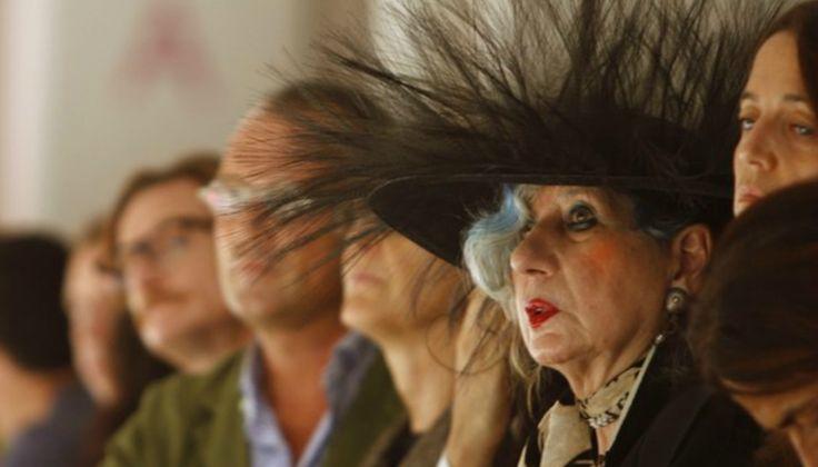 Anna Piaggi, Fashion journalist and Lagerfeld muse, 1931-2012: Advanced Style, Italian Fashion, Fashion Journalist, Anna Piaggi, Style Icons, People, Chic Womens Fashion