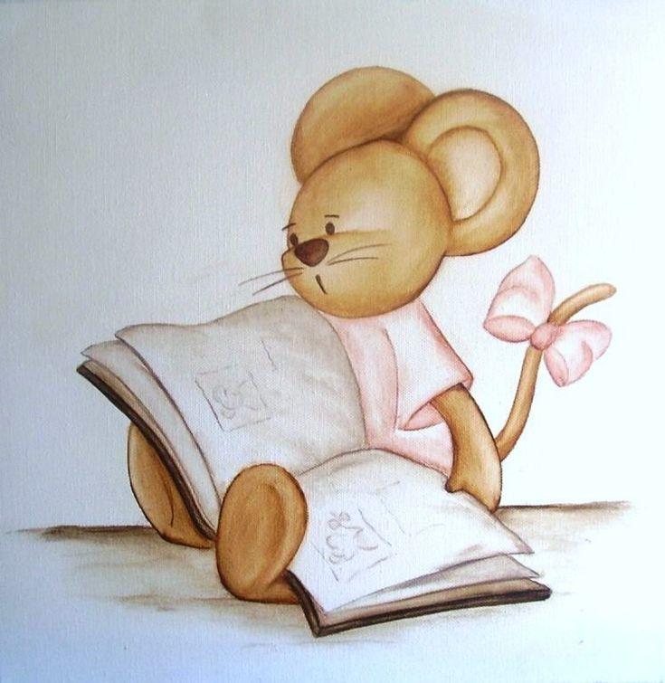 Ms de 25 ideas increbles sobre Dibujos de animales tiernos en