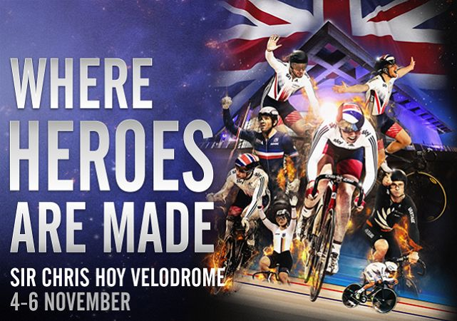 We're rooting for our champions, the GB Cycling Team, as they compete in Glasgow this weekend at the UCI Track Cycling World Cup #MoreAdventure #cycling #trackcycling #roadbike