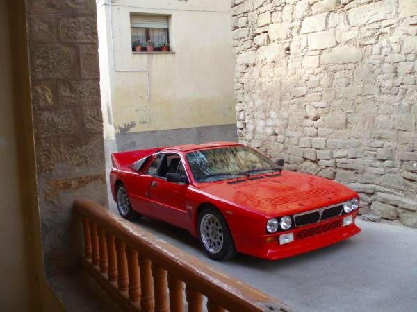 1982 Lancia Abarth 037, Tipo 151, HF Volumetrica Stradale.
