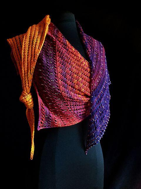Ravelry: Gathering Autumn's Splendor pattern by Mindy Ross