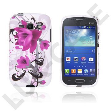 Symphony (Lilla Blomst) Samsung Galaxy Ace 3 Deksel