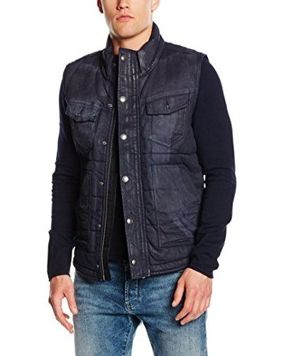 LTB Jeans Gilet Luca  [Blu]