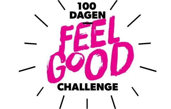 Ik doe mee aan de 100 dagen Feelgood Challenge! van Smart & Sexy