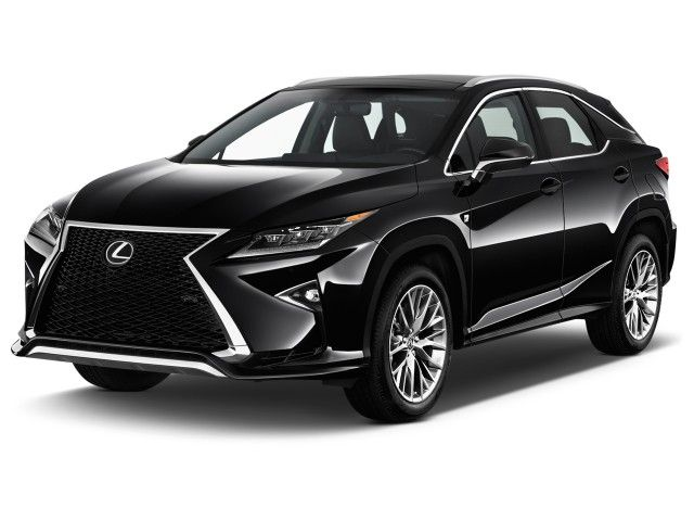 2016 Lexus RX 350 Review, Ratings, Specs, Prices, and Photos - The Car Connection