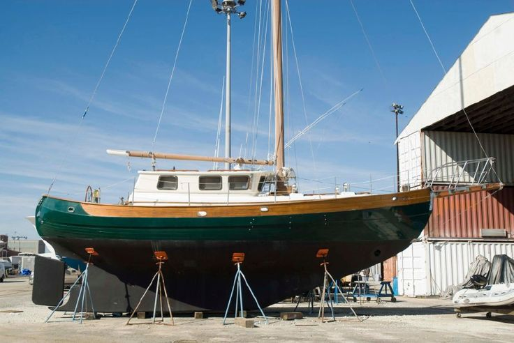 1981 Hans Christian 39 Pilothouse Sail Boat For Sale - www.yachtworld.com