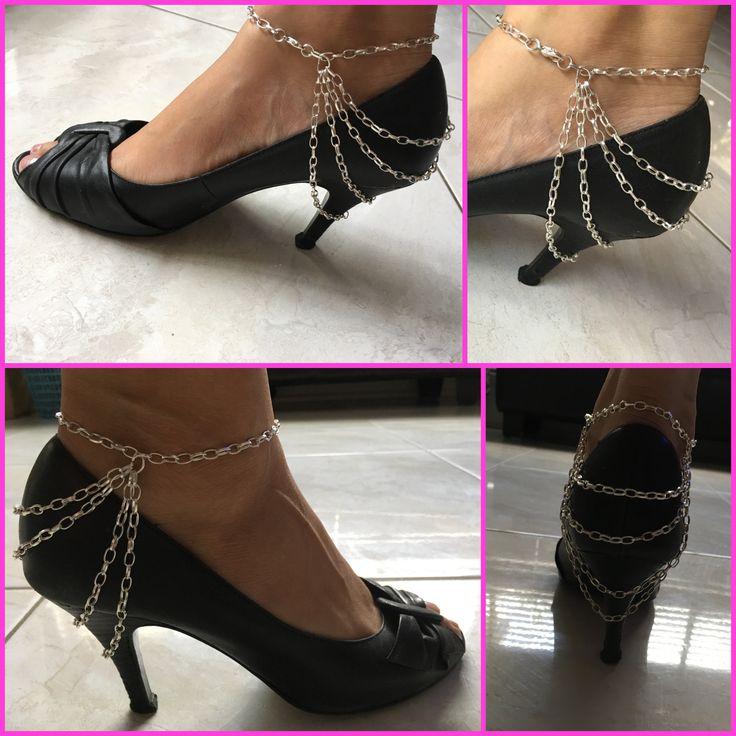 DIY anklet
