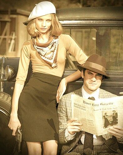 Bonnie and Clyde for real