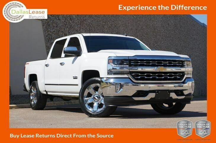 Ebay Advertisement 2016 Silverado 1500 Ltz 2017 Dealerrater Texas