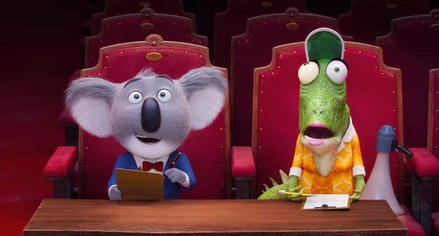 Animals Belatedly Create 'American Idol' in 'Sing' Trailer