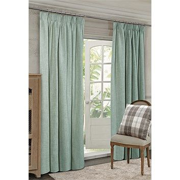 Briscoes - Habitat Vermont Pencil Pleat Curtains Pair