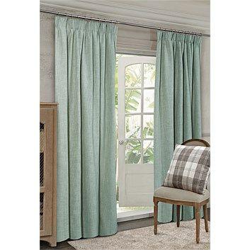 Briscoes - Habitat Vermont Pencil Pleat Curtains Pair