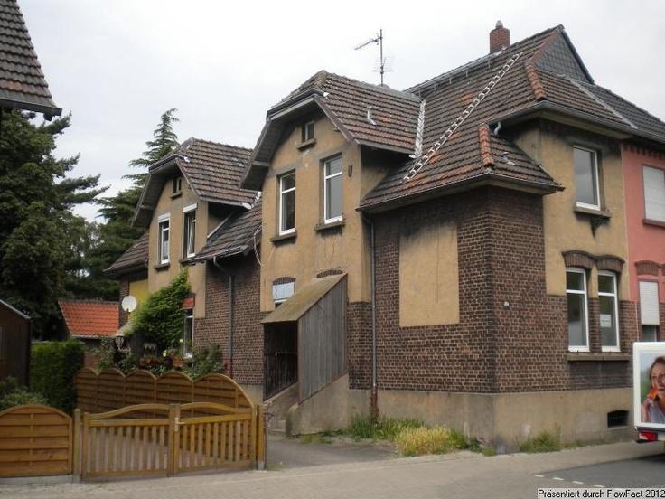 Zechenhaus Bottrop, Germany