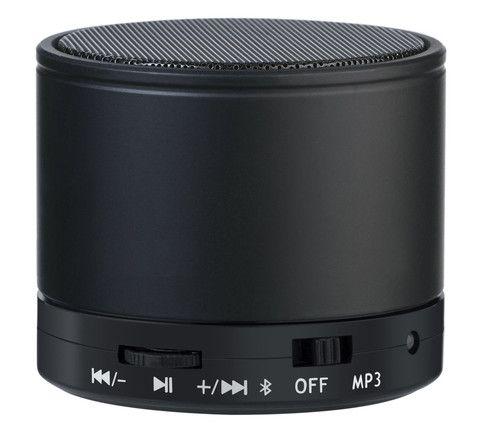 Bluetooth speaker in black