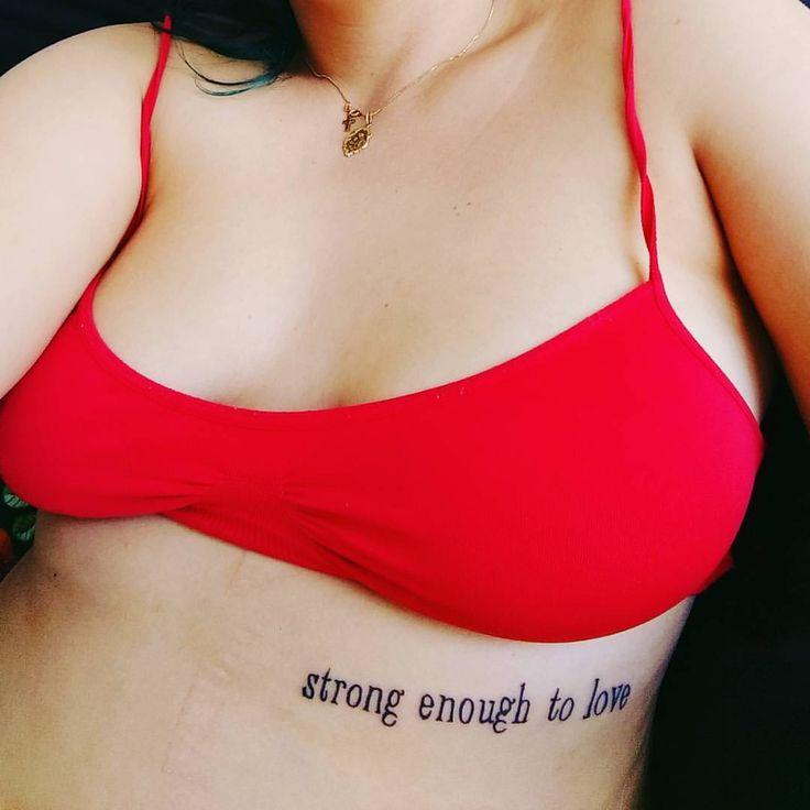 Meus maiores desafios e quebras de narrativa vieram sempre como desdobramentos dos grandes amores que cultivei. Sou forte o suficiente pra amar, sou forte o suficiente pra qualquer coisa. ⚡️