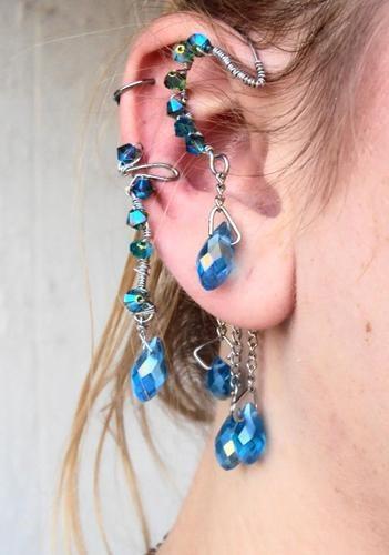 Ear cuff - no piercing needed!