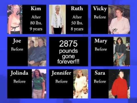 precor efx weight loss program