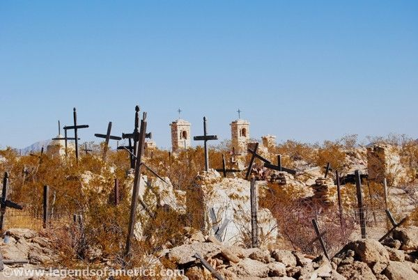 Terlingua, Texas - Best Ghost Town in the Lone Star State