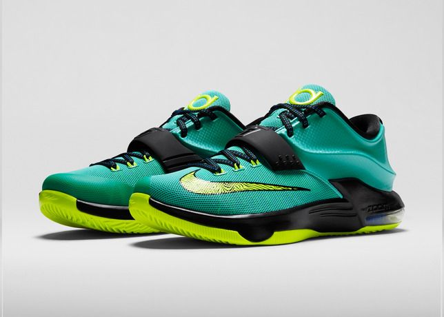 Nike KD 7 'Uprising' Officially Unveiled