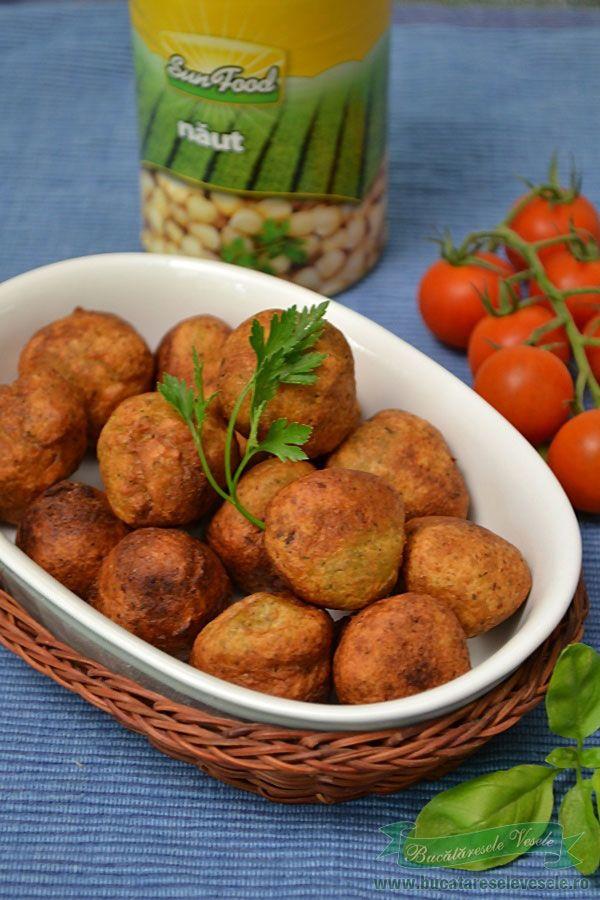 Chiftelute de naut-Falafel reteta culinara.Cum se fac chiftelutele de naut-falafel .Reteta falafel.Chiftelute de naut Sun Food.Aperitive de post din naut
