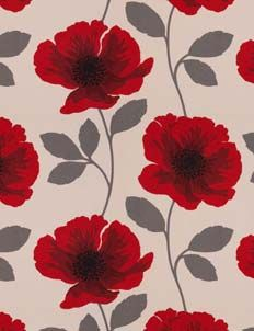 Poppy Fabric Uk Google Search The Poppy Sisters