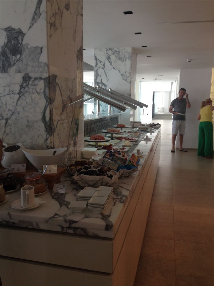 Breakfast time at Patmos Aktis Suites & Spa !!!