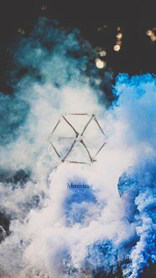 Exo comeback-Monster