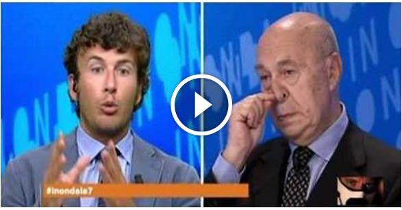 """Video Shock: """"L'Euro ha cancellato 150 anni di diritti sociali, non è una moneta ma un programma di sottomissione"""""""