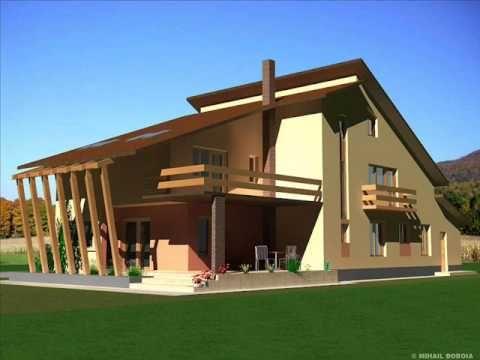 99 best images about proiecte case on for Proiecte case cu etaj si terasa