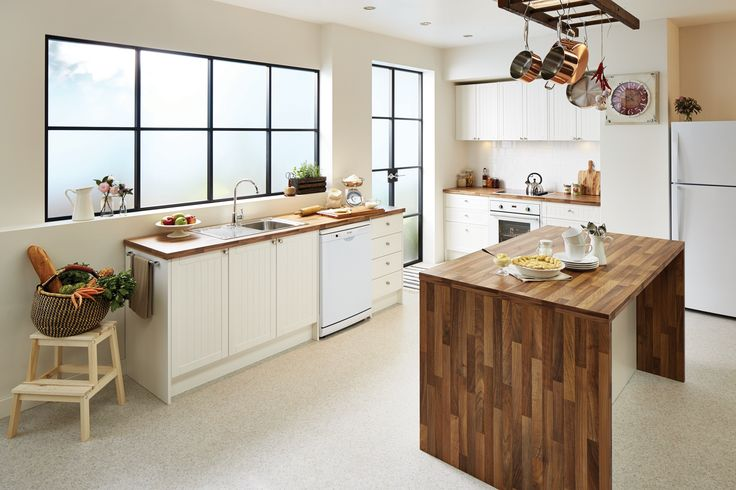 Urban Cottage Kitchen - Kitchen Inspiration package at Bunnings Warehouse