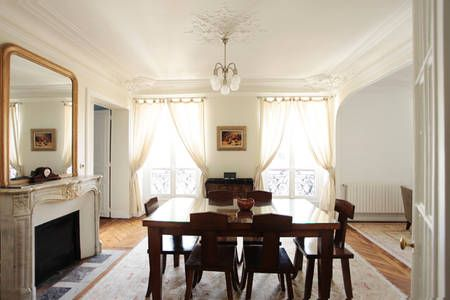 Check out this awesome listing on Airbnb: Tranquility in the Eighth in Paris - awesome although a 7 night min stay