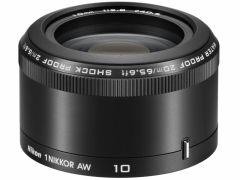 ニコン、世界初の防水・耐衝撃レンズ交換式デジカメ「Nikon 1 AW1」 - デジカメ Watch