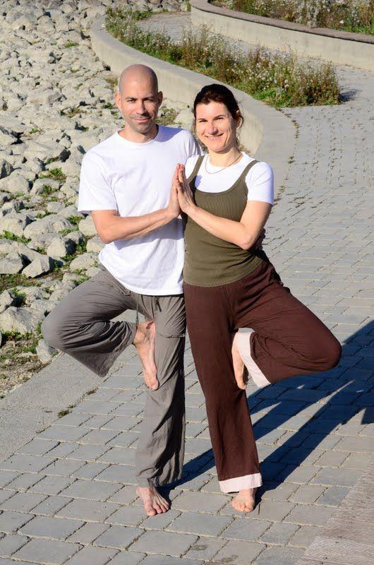 Vitai Kati és Purusa Jógatanfolyamok  www.eljharmoniaban.hu