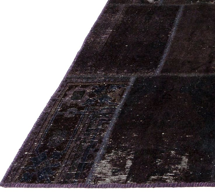 Vintage Carpet Black by EBRU