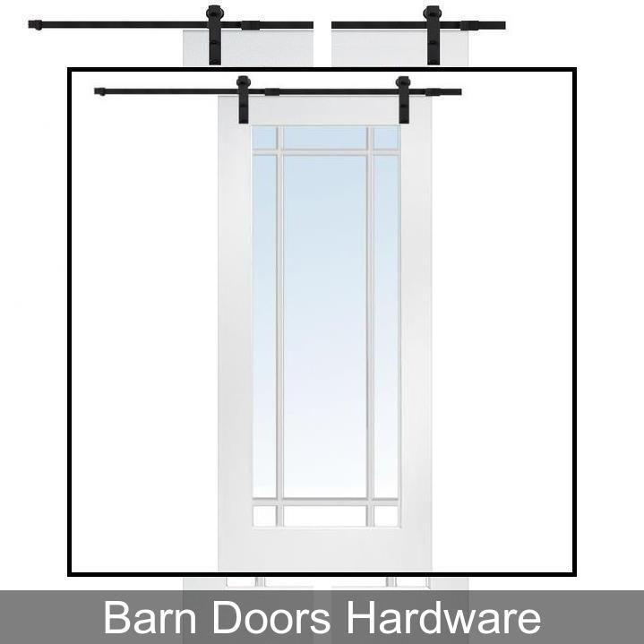 Sliding Barn Door Track And Rollers Barn Door Runners Decorative Barn Door Handle In 2020 Interior Pocket Doors Interior Sliding Glass Doors Internal Sliding Doors