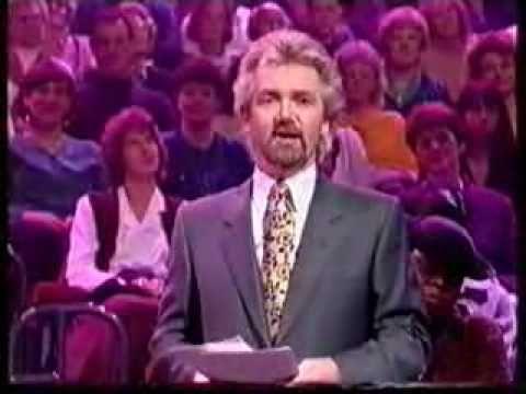 Pierwsze losowanie UK Lottery z 19 listopada 1994 roku.