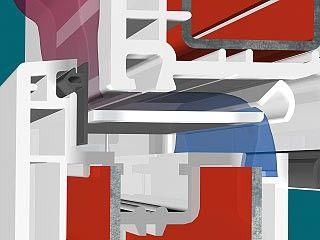 Besondere Merkmale: hohe Luftdurchgangswerte im Bereich von Druckdifferenzen bis 20 Pa Automatische Herunterregelung im Bereich des Hauptwettergeschehens bei 20 – 30 Pa Schallschutz bis 42 dB möglich (Schallschutzklasse IV) Das Regel-air® Lüftungssystem besteht – je nach Fenstergrö?e und Anforderung – aus ein bis zwei Einzellüftern von je 125 mm Breite. Die Lüftungsklappen sind mit unterschiedlichen …