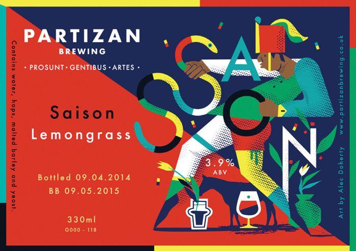 Partizan Brewing - Saison G000-118