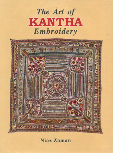 130 best images about Kantha & Indian Embroidery on Pinterest Stitching, Quilt and Handmade ...