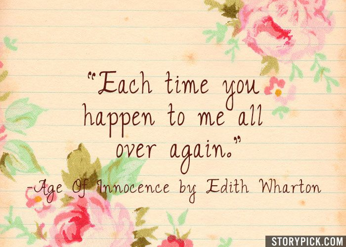 21 Romantic Sentences from Literaturea