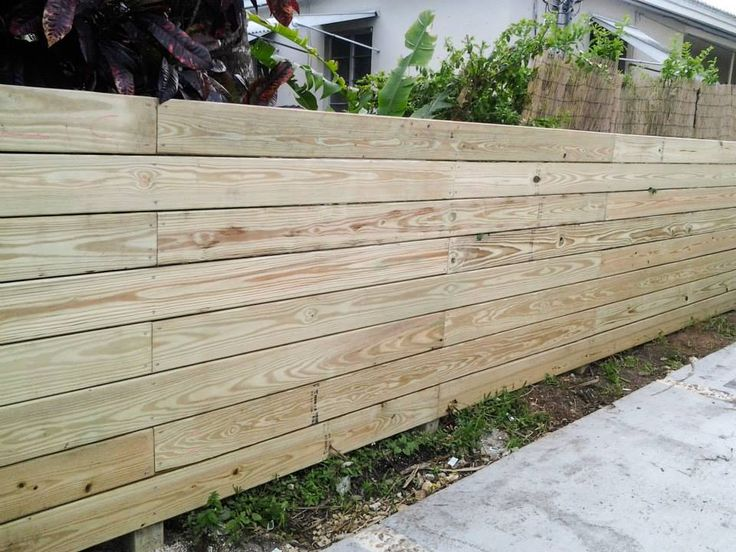 South Eastern Fence #Wood Fence #Home http://southeasternfences.com/