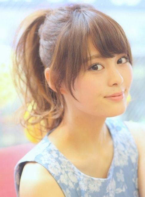 大人可愛いポニーテール 【ORCHESTRA】 http://beautynavi.woman.excite.co.jp/salon/27286?pint ≪ #arrange・ #hairstyle・アレンジ・ヘアスタイル・髪形・髪型≫