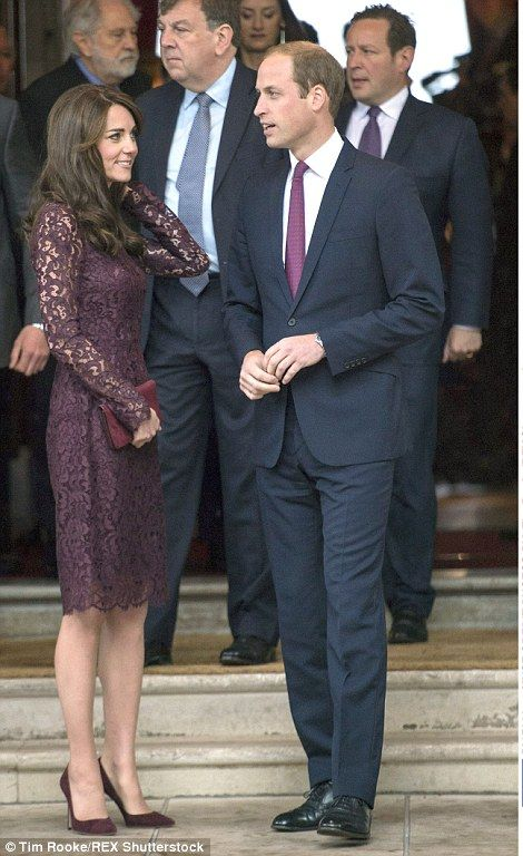 The Duchess of Cambridge and Prince William joined President Xi and Madam Peng Liyuan on a visit to Lancaster House