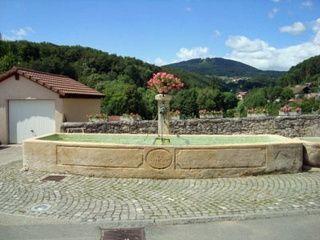 Romainmôtier - Yverdon-les-Bains Region Jura Lac (Suisse) - Le Circuit des Fontaines