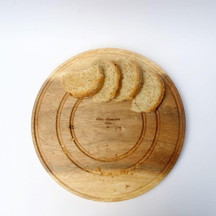 Round Bread Board #matatimur