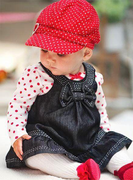 Baju Bayi Anak Perempuan - Fashion Anak Indonesia: Baju Bayi Lucu