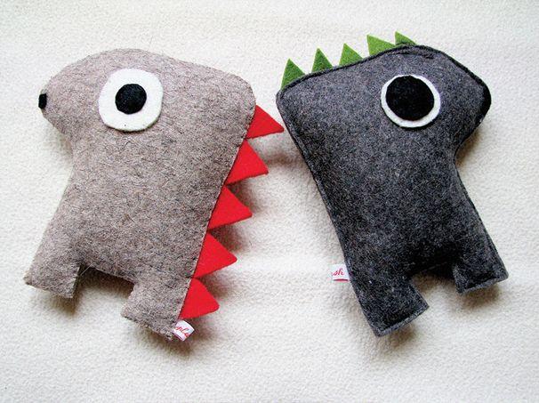 feltie monsters!