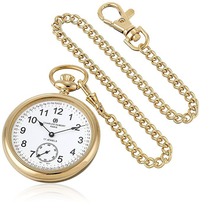 Charles-Hubert, Paris Gold-Plated Open Face Mechanical Pocket Watch    Pocket Watches For Men  Silver Pocket Watch  Pocket Watch  Quartz Pocket Watch  Wind Up Pocket Watch  Pocket Watch With Chain  Antique Pocket Watches For Sale  Buy Pocket Watch  Railroad Pocket Watch  Pocket Watch Stand  Swiss Pocket Watch  Black Pocket Watch